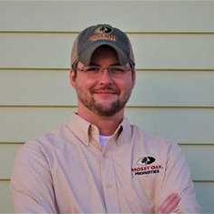 Caleb M Davis @ Mossy Oak Properties of the Heartland Dirt Sales