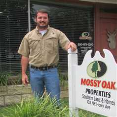 Ben Jones @ Mossy Oak Properties Southern Land and Homes