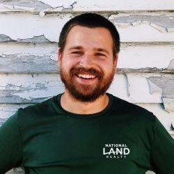 Luke Biscan @ National Land Realty