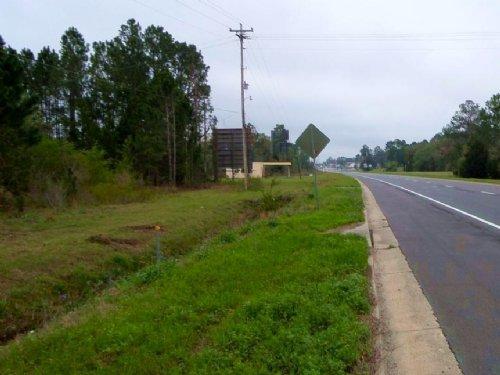 7 Ac Commercial / Residential Site : Jesup : Wayne County : Georgia