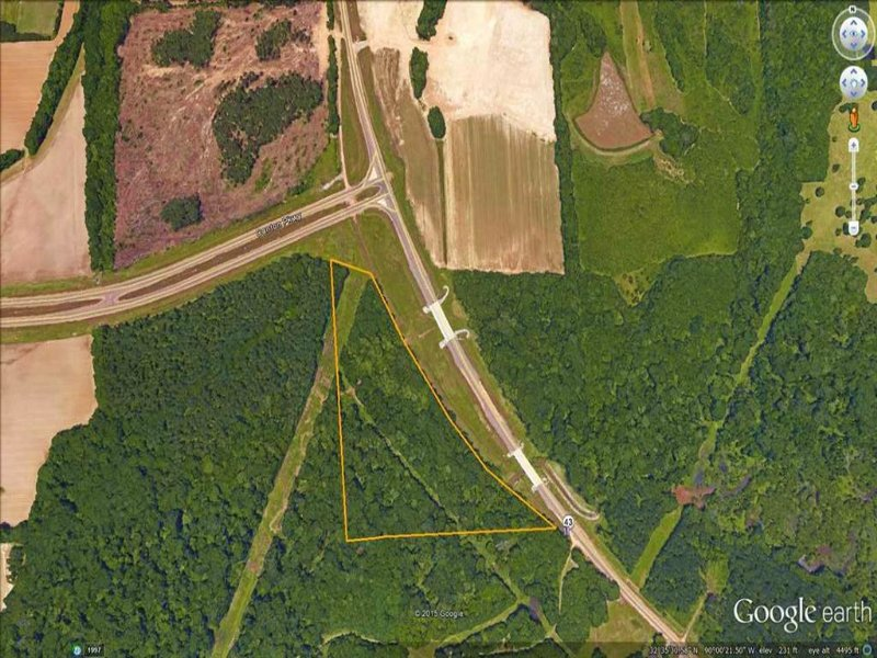 12.5 Commercial Property : Canton : Madison County : Mississippi