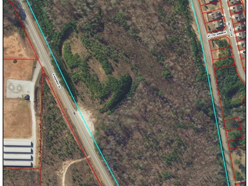 Harman Trust Commercial Tract : Grantville : Coweta County : Georgia