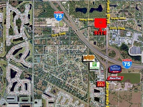 Jacaranda Blvd, Development Tract : Venice : Sarasota County : Florida