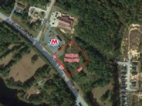 Reduced 1.5 Ac Commercial Lot : Macon : Bibb County : Georgia