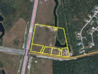 Palm Coast Shopping Center Site : Palm Coast : Flagler County : Florida