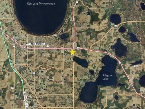 St. Cloud Commercial Land : Saint Cloud : Osceola County : Florida
