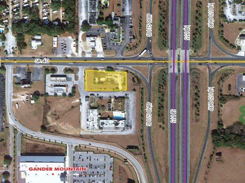 I-75 Outparcel : Ocala : Marion County : Florida