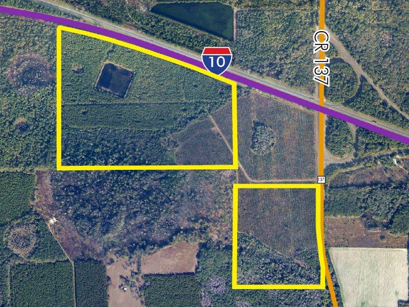 159Ac 1-10 & Cr 137 : Wellborn : Suwannee County : Florida