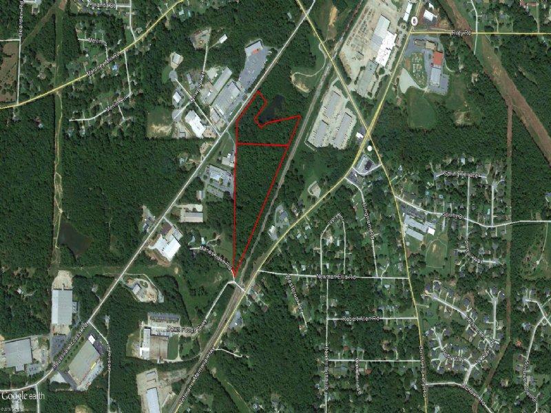 18.2 Acres - Maries Lake Road : Douglasville : Douglas County : Georgia