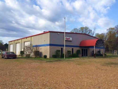 Commercial/industrial Building : Oakland : Yalobusha County : Mississippi