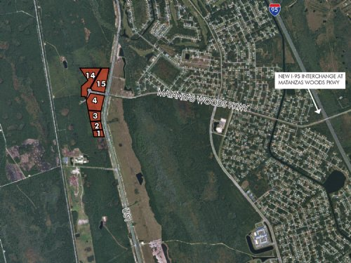 Palm Coast Park - Retail/Office : Bunnell : Flagler County : Florida