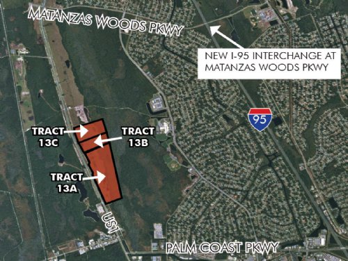 Palm Coast Park - 141ac Mixed-use : Palm Coast : Flagler County : Florida