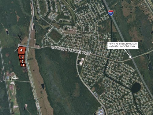 Palm Coast Park - Retail / Office : Bunnell : Flagler County : Florida
