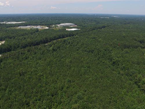 12-003, I-85 Tract, 27 Acres : Valley : Chambers County : Alabama