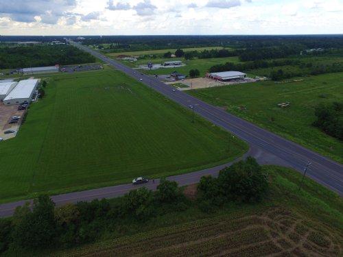 Commercial Property On Hwy 1 : Mansura : Avoyelles Parish : Louisiana