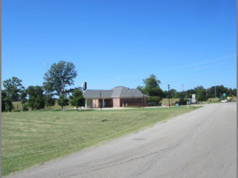 39.51 Acres In Union County In New : New Albany : Union County : Mississippi
