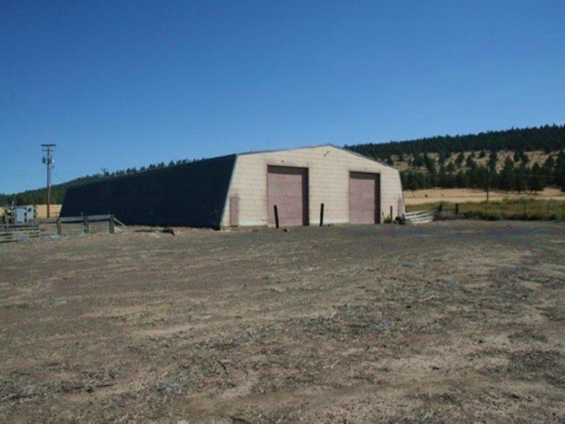 3 Commodity Storage Buildings : Bonanza : Klamath County : Oregon