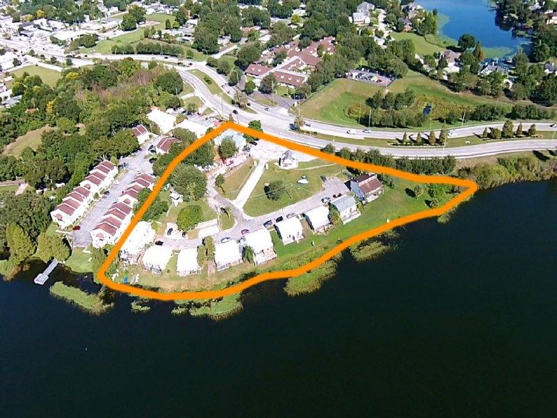 2.84Ac Lakefront Redevelopment Site : Winter Haven : Polk County : Florida