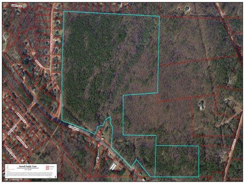 Stowell Trust Tract : Newnan : Coweta County : Georgia