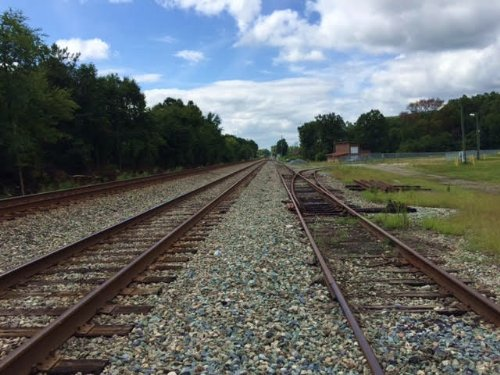 3.66 +/- Acre, Private Rail Yard : Sugar Valley : Gordon County : Georgia