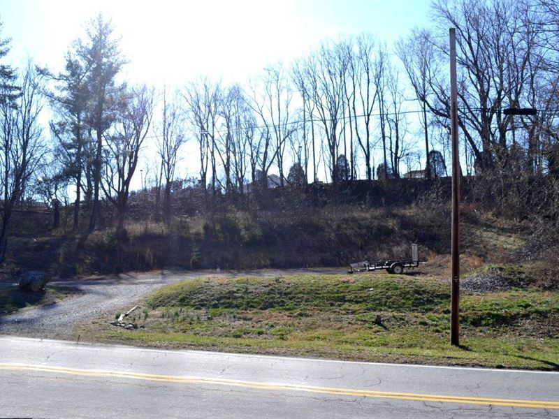 Commercial Lot .707 Acres, Roanoke : Roanoke : Roanoke County : Virginia