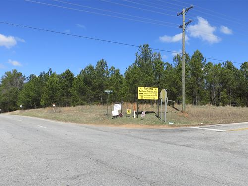 Highway 76 Commercial Tract : Clinton : Laurens County : South Carolina
