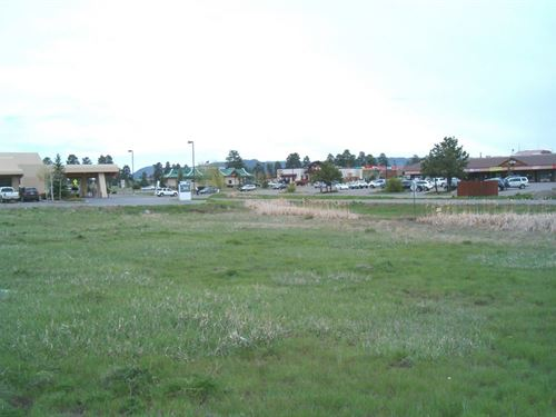 Bank Owned Commercial Lots : Pagosa Springs : Archuleta County : Colorado