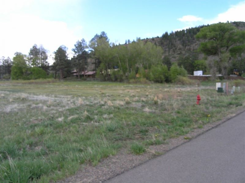 Commercial Lot In Jackson Heights : South Fork : Rio Grande County : Colorado