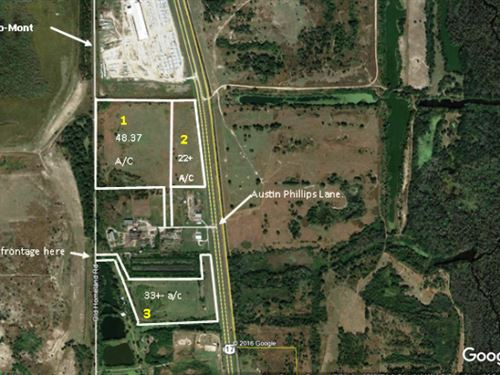 Commercial Industrial Bartow, Fl : Bartow : Polk County : Florida