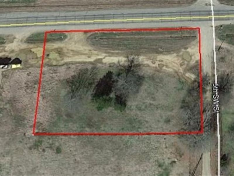 Excellent Location For Commercial : Detriot : Red River County : Texas