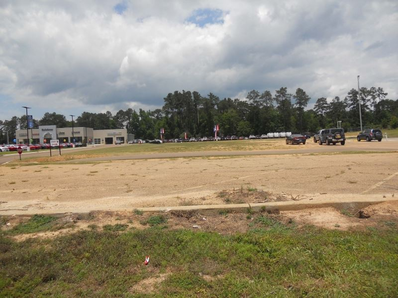 Prime Location Commercial Lot For : McComb : Pike County : Mississippi