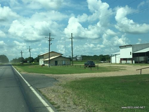 10.8 Ac, Ag Business & Land : Pioneer : West Carroll Parish : Louisiana