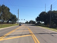 2.2 Acres Of Commercial Land : Sorrento : Lake County : Florida