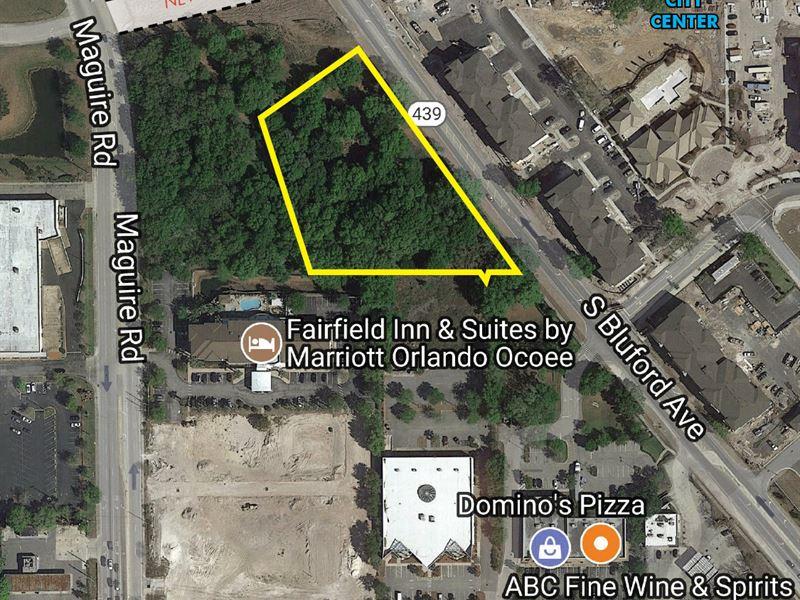 Orange CO Live / Work / Play Retail : Ocoee : Orange County : Florida