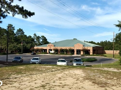 Pinehurst NC Commercial Land : Pinehurst : Moore County : North Carolina