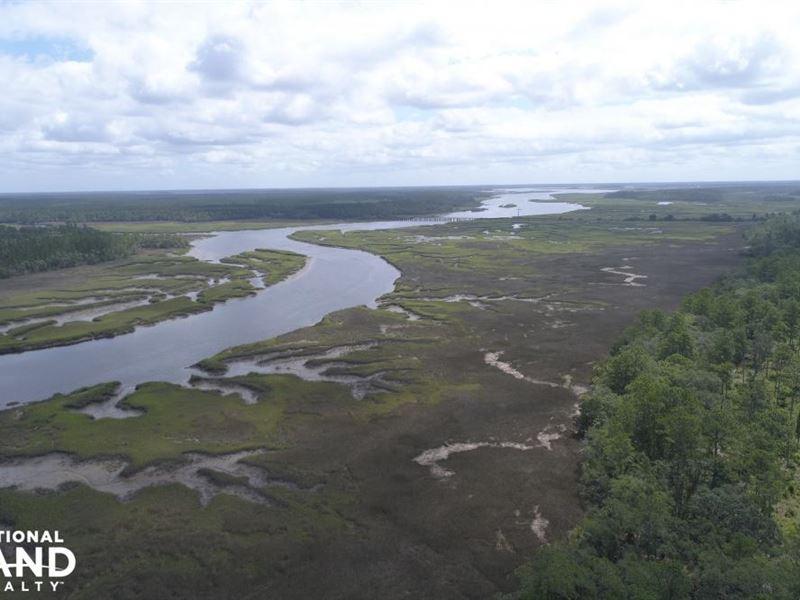 Dean & Ratcliffe Islands : Brunswick : Glynn County : Georgia