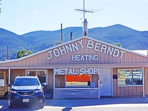 8661102, Johnny Berndt & Sons : Salida : Chaffee County : Colorado