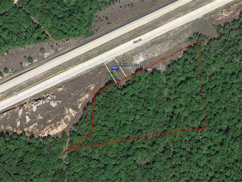 4.6 Acres For Sale in Van Buren : Van Buren : Carter County : Missouri