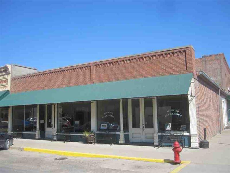 Commercial Building For Sale in HI : Bonaparte : Van Buren County : Iowa
