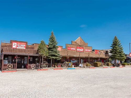 Investment Property With Multiple : Cody : Park County : Wyoming