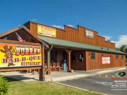 Turn Key Restaurant For Sale In Co : Cody : Park County : Wyoming