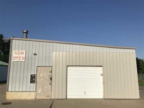 0.18 Acre in Longton, KS : Longton : Elk County : Kansas