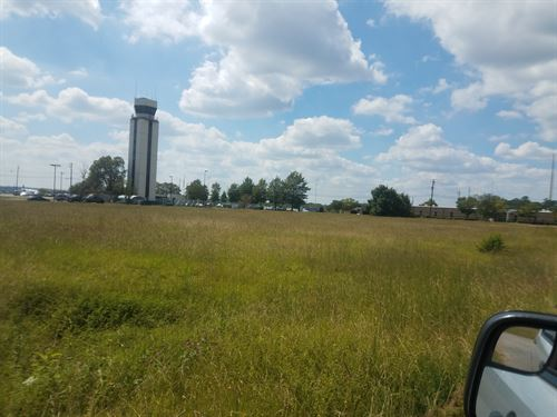 Industrial Land For Sale : Macon : Bibb County : Georgia