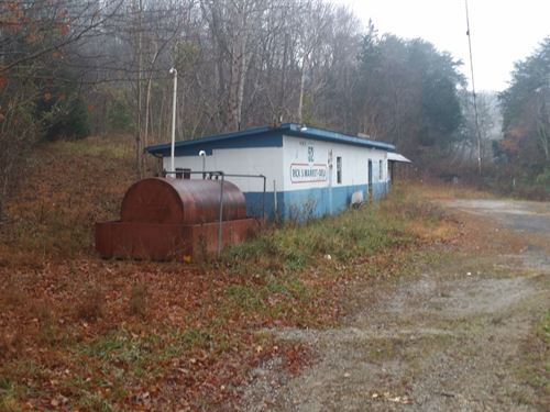 Retail Business W/2Ac. : Jamestown : Pickett County : Tennessee