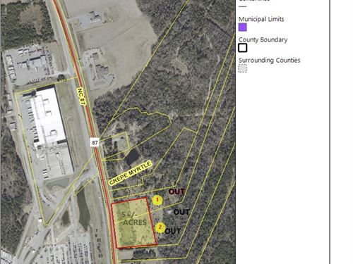 Fronts 5000 Employee Plant : Tar Heel : Bladen County : North Carolina