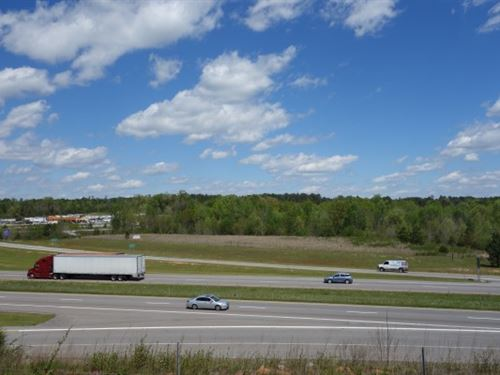 Prime C1 Interstate Frontage : Newberry : South Carolina