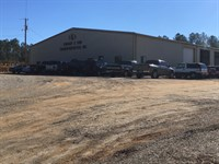Commercial Building On 6.49 Ac : Brundidge : Pike County : Alabama