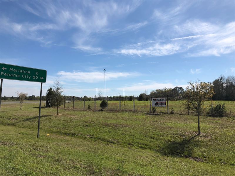 Development Opportunity In Nw Fl : Marianna : Jackson County : Florida