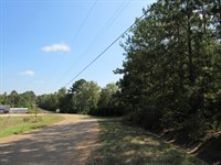 Hwy 98 And Dogwood Trail : Tylertown : Pike County : Mississippi