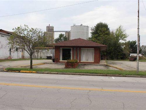 Main Street Office : Neodesha : Wilson County : Kansas